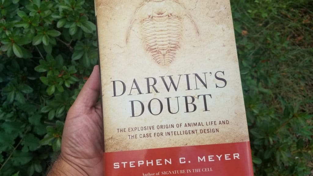 darwin's doubt, intelligent design