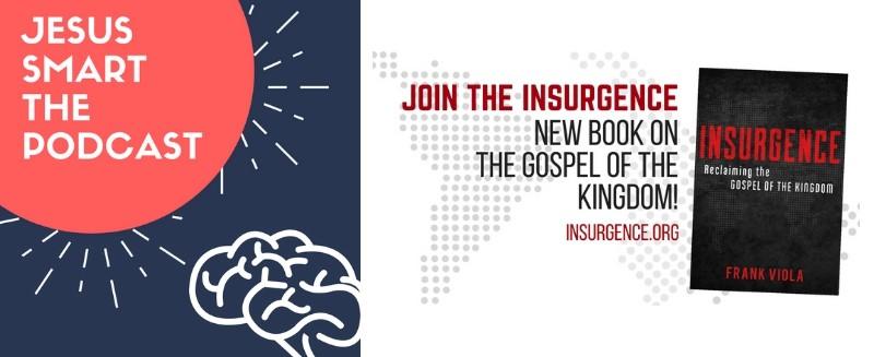insurgence: reclaiming the gospel of the kingdom