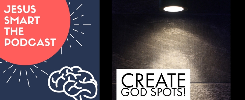 Godspeed! // Creating God Spots (Tinysode – 5:32)