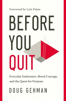 before your quit